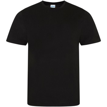 Kleidung Herren Pyjamas/ Nachthemden Comfy Co CC040 Schwarz