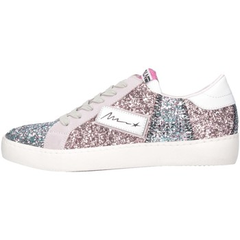 Schuhe Damen Sneaker Low Meline KUC 1368 Multicolor