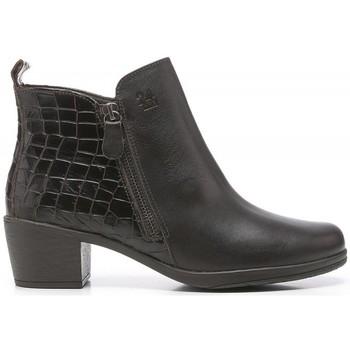 Schuhe Damen Low Boots 24 Hrs 24 Hrs mod.21596 Braun