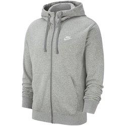 Kleidung Herren Sweatshirts Nike Sport Full-Zip French Terry Hoodie BV2648-063 grau