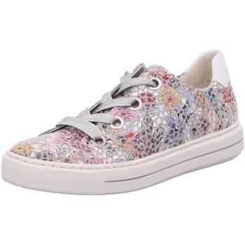 Schuhe Damen Sneaker Low Ara Schnuerschuhe 12-37409-06 weiß
