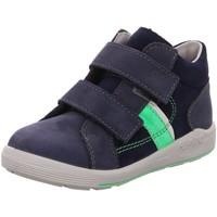 Schuhe Jungen Sneaker Low Ricosta Klettschuhe LAIF 71 2430100/171 blau