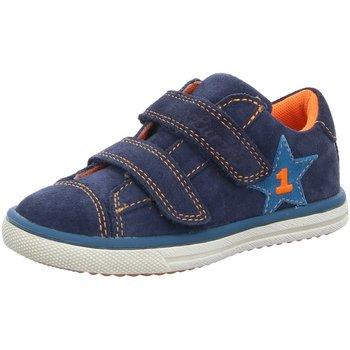 Schuhe Jungen Sneaker Low Lurchi By Salamander Klettschuhe 33-13314-22 blau