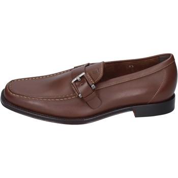 Schuhe Herren Slipper Tod's mokassins leder braun
