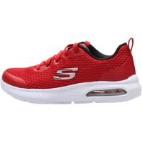 Schuhe Jungen Fitness / Training Skechers - Quick pulse rosso 98100L RED ROSSO