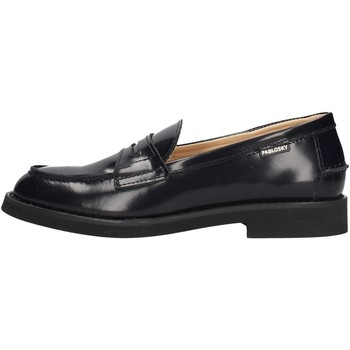 Schuhe Jungen Slipper Pablosky - College blu 717724 NERO