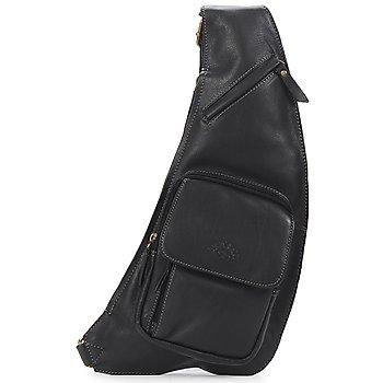 Taschen Herren Geldtasche / Handtasche Katana MATHEUS Schwarz