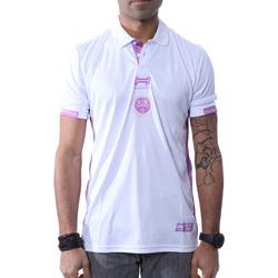Kleidung Herren Polohemden Hungaria H-753850-60 Weiss