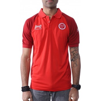 Kleidung Herren Polohemden Hungaria H-664711-70 Rot