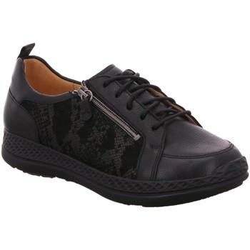 Schuhe Damen Derby-Schuhe Ganter Schnuerschuhe 209923-0100 schwarz