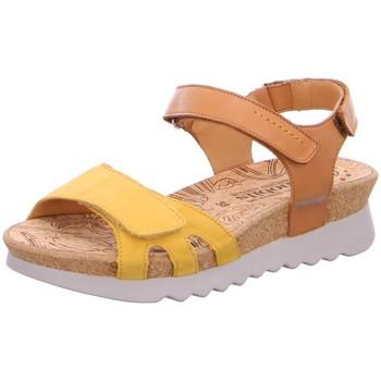 Schuhe Damen Sandalen / Sandaletten Mephisto Sandaletten Quirina  - Importiert, Gelb gelb