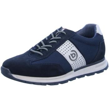 Schuhe Herren Sneaker Low Bugatti Stranger blau