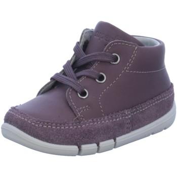 Schuhe Mädchen Babyschuhe Superfit Maedchen Lauflernschuhe Flexy 6339-90 lila
