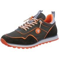Schuhe Herren Sneaker Low Cetti Sportschuhe C1217 oliv