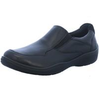 Schuhe Herren Slip on Jomos Slipper 418415-106-000 schwarz