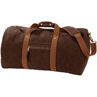 Taschen Sporttaschen Quadra QD613 Vintage Braun