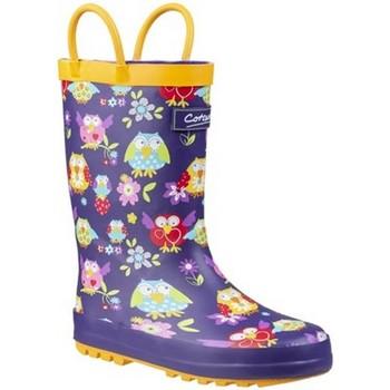 Schuhe Jungen Gummistiefel Cotswold  Eule