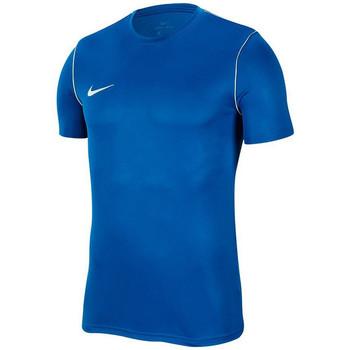 Kleidung Herren T-Shirts Nike Park 20 Blau