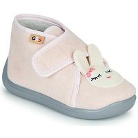 Schuhe Mädchen Hausschuhe GBB HELORIE Rose