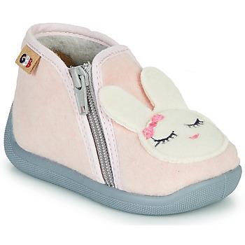Schuhe Mädchen Hausschuhe GBB CORI Rose