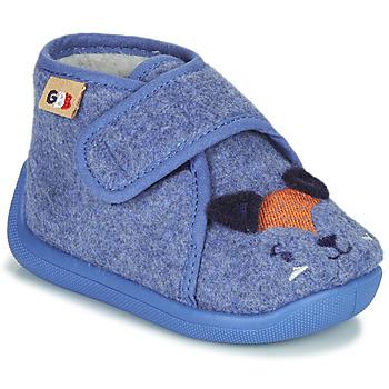 Schuhe Jungen Hausschuhe GBB KEELIO Blau