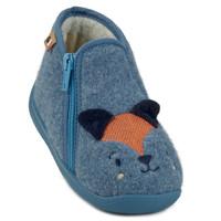 Schuhe Jungen Hausschuhe GBB KITRA Blau