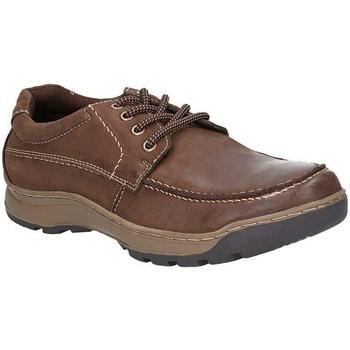 Schuhe Herren Derby-Schuhe Hush puppies  Braun