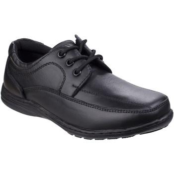 Schuhe Jungen Derby-Schuhe Mirak  Schwarz