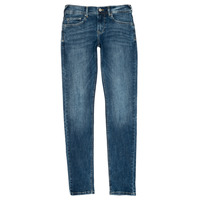Kleidung Jungen Slim Fit Jeans Pepe jeans FINLY Blau