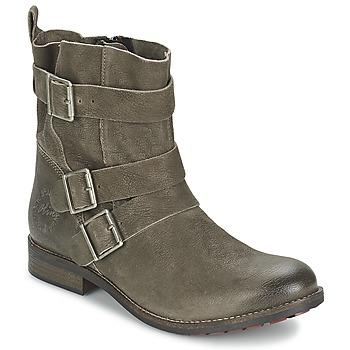 Schuhe Damen Boots S.Oliver BEXUNE Braun