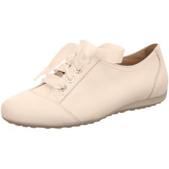 Schuhe Damen Derby-Schuhe Semler Schnuerschuhe Nele N6056011/010 weiß