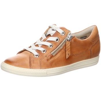 Schuhe Damen Derby-Schuhe Paul Green Schnuerschuhe 4940 4940-056 braun