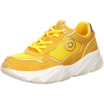 Schuhe Damen Sneaker Low Bugatti 431846015550-5051 6 gelb