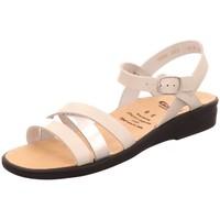 Schuhe Damen Sandalen / Sandaletten Ganter Sandaletten 7-202810-0476 weiß