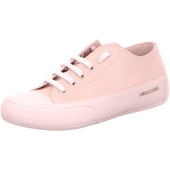 Schuhe Damen Sneaker Low Candice Cooper Schnuerschuhe Rock 01E Sneaker Rock-D5035 beige