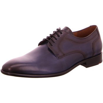 Schuhe Herren Derby-Schuhe Lloyd Schnuerschuhe 1017409 blau