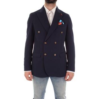 Kleidung Herren Jacken / Blazers Mulish ASTONMARTIN-GKS907 blau