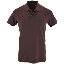 Kleidung Herren Polohemden Sols PHOENIX MEN SPORT Violeta