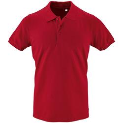 Kleidung Herren Polohemden Sols PHOENIX MEN SPORT Rojo
