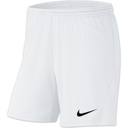 Kleidung Damen Shorts / Bermudas Nike Park III Knit Short NB Women Weiss