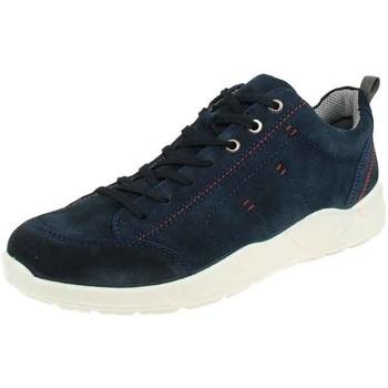 Schuhe Herren Sneaker Low Jomos Schnuerschuhe NV,almond 325309-84-845 blau