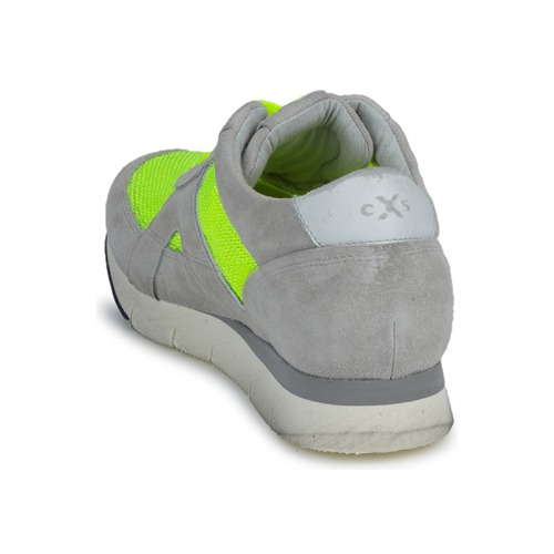 OXS GEORDIE Grau / Gelb  Schuhe Sneaker Low Damen 175,20