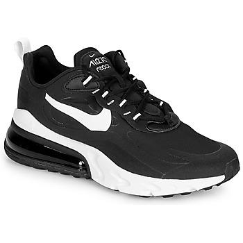 Schuhe Herren Sneaker Low Nike AIR MAX 270 REACT Schwarz / Weiss
