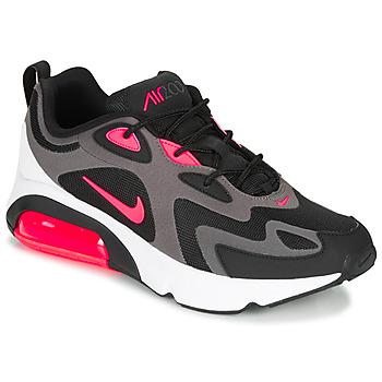 Schuhe Herren Sneaker Low Nike AIR MAX 200 Schwarz / Rose