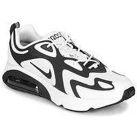 Schuhe Herren Sneaker Low Nike AIR MAX 200 Weiss / Schwarz
