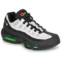 Schuhe Herren Sneaker Low Nike AIR MAX 95 Schwarz / Weiss / Grün