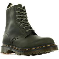 Schuhe Damen Boots Dr Martens 1460 Serena Wyoming Braun