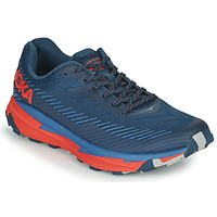 Schuhe Herren Sneaker Low Hoka one one TORRENT 2 Blau / Rot