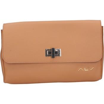 Taschen Damen Geldtasche / Handtasche Alv By Alviero Martini BP981 Braun