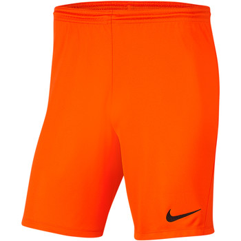 Kleidung Herren Shorts / Bermudas Nike Park III Knit Short NB Orange